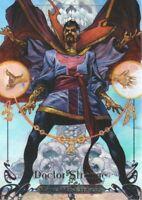 2018 Upper Deck Marvel Masterpieces Base Set Card #71 Doctor Strange /999