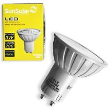 1 to 50 PACK GU10 2 PIN LED LIGHT BULB GU 10 LOW ENERGY SAVING LIGHTING BAR LAMP