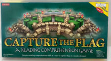 Lakeshore Capture the Flag Reading Comprehension Level 2 Board Game Complete
