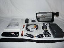 Canon ES7000 ES7000V HI8 8mm Video8 Camcorder Stereo VCR Player Video Transfer
