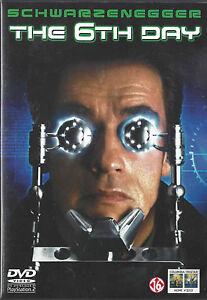 The 6 th Day (dvd) Arnold Schwarzeneggar