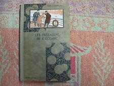 D'Armagnac ( M. ) Les passagers de l'Oceanic, illustrations de J.-P. Pinchon