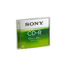 Sony CDQ80ND CD-R 700MB 80 Min.