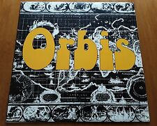"ORBIS Get On Your Feet + 3 (EBM 405101 Germany 1983) classic rock original 12""EP"