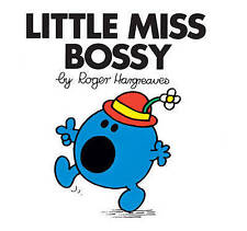 Little Miss Bossy by Roger Hargreaves 1981 Paperback