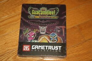 Brand New Sealed Guacamelee Super Turbo Championship Collectors Edition PC Game