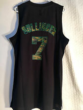 Adidas Swingman NBA Jersey Boston Celtics Jared Sullinger Black Camo sz 2X