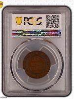 1936 Australian PreDecimal Coin Half Penny PCGS Slabbed Grade XF45 KGV