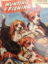 Hunting & Fishing Magazine Florida Fishing Paradise January 1953 011819nonr
