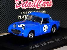 AUSTIN HEALEY SPRITE #66 SEBRING 1966 DETAIL CARS ART 416 1/43