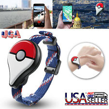 Bluetooth Pokemon Go Plus Wristband Bracelet Watch Game Accessory for Nintendo