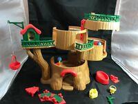 Calico Critters Sylvanian Families Nursery Tree House w/ BOX COMPLETE RARE