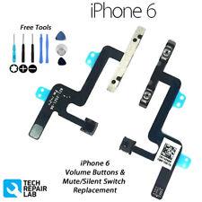 Nouveau iPhone 6 Volume Audio Control Mute Switch Flex Cable Remplacement AVEC Outils