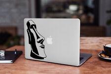 Easter Island Head Decal for Macbook Pro Sticker Vinyl Laptop Mac Air Statue Fun