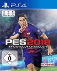 PS4 jeu PES 2018 Pro Evolution Soccer 18 FOOTBALL version allemande nouvelle