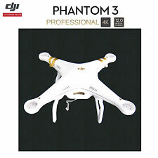 DJI Phantom 3 PRO Body Shell Cover, Landing Gear, Antenna, Compass, Sticker
