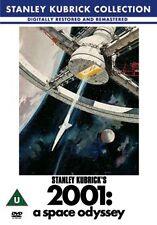 2001 A SPACE ODYSSEY - DVD - REGION 2 UK