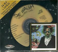 Walsh, Joe But Seriously Folks.. 24 Karat Gold CD Audio Fidelity NEU OVP Sealed