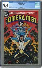 Omega Men #3 CGC 9.4 1983 0291060016 1st app. Lobo