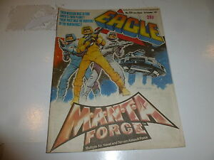 EAGLE Comic - No 294 - Date 07/11/1987 - UK Paper Comic