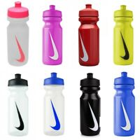 NIKE BIG MOUTH SPORTS WATER BOTTLE - 22 OUNCE DRINKS BOTTLES - MANY COLOURS