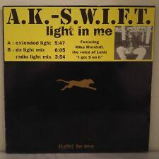 "A.K.-S.W.I.F.T. – Light In Me (Vinyl 12"", Maxi 33 Tours)"