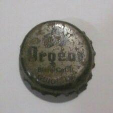 """ancienne capsule de bière belge """"ORGEOR"""" Guignies à saisir"""