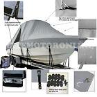 Sea Pro 238 Wa Cuddy Hard-top T-top Fishing Storage Boat Cover