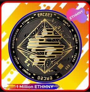 Ethereum Money (ETHMNY) 1,000,000