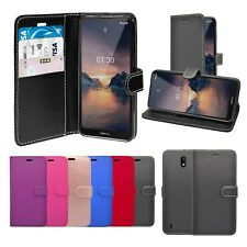 Case For Nokia 1.3 Wallet Flip PU Leather Stand Card Slot Pouch Phone Cover