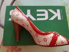 Decoltè fantasia open toe, scarpe DONNA 38 KEYS, BELLISSIME!!!Ultimo prezzo!!!
