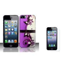 Fundas y carcasas Para iPhone 5s en color principal morado para teléfonos móviles y PDAs