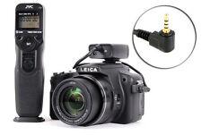 Timer radio trigger a distanza è adatto a PANASONIC fz50 fz100 g2 g3 g10 gx1 dmw-rsl1