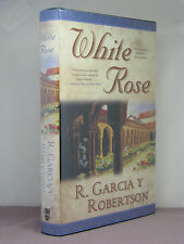 1st, signed by author, Errant Knight 3:White Rose by R Garcia y Robertson (2004)