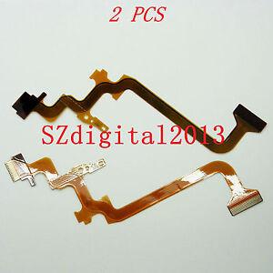 2PCS/ NEW LCD Flex Cable For JVC GZ- MS215 MS230 HM320 HM300 HM330 HM550 HM570