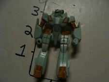 """action figure--little plastic robot guy, model from anime """" Macross """""""