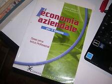 LIBRO L'ECONOMIA AZIENDALE PER IL BIENNIO GHIGINI ROBECCHI ELEMOND SCUOLA 2008