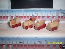 KINDER serie treni in legno n°4