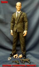 BROTHER PRODUCTION The Transporter Jason Statham 1/6 FIGURE EDITION 30 pcs VER.