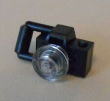 Lego Spares - Black Camera for Minifig - ID 30089 - NEW