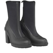 Hunter Womens High Heel Sock Boots, Black, UK 3 EU 36, BNIB