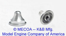 COX ENGINE .049 Space Bug Thermal Hopper Spinner nut MECOA #968-006