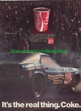 1971 Ford Mustang Funnycar - Stone Woods Cook Tinker Bell - Dee Keaton Coke ad!