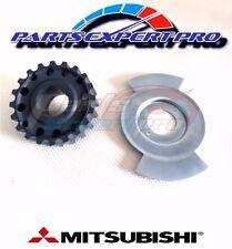 1997-2002 MITSUBISIHI MIRAGE 1.5LT ENGINE CRANKSHAFT GEAR SPROCKET & BLADE