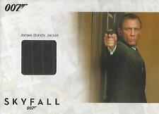 """James Bond Autographs & Relics - SSC23 """"Bond's Jacket"""" Relic Card #128/200"""