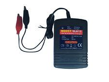 Fusión Boost 12v plomo-ácido Gel Cargador de batería Sla12 12v 700mA 110-240v