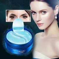Blue Crystal Collagen Eye Hydrogel Eye Patch Dark Circles Pad