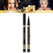 Eveline Cosmetics Precise Brush Eyeliner Black Liquid Liner Eye Tattoo Pen 24hrs