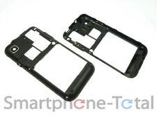 Samsung Galaxy S Plus i9000 i9001 Rahmen Cover Gehäuse schwarz