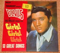 ELVIS PRESLEY - Girls! Girls! Girls! - NEW soundtrack CD album - FREEPOST IN UK